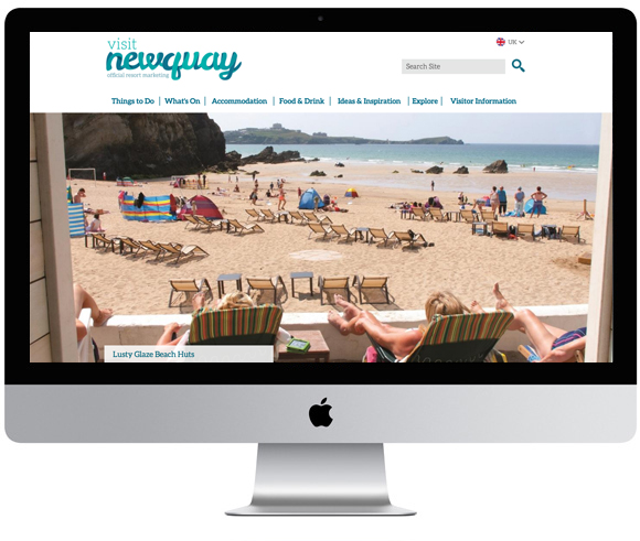 Newquay Site goes live