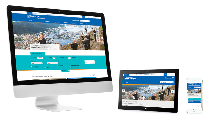 Tourism web site design and development