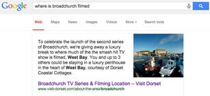Leverage the Power of Google's Knowledge Graph